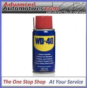 WD-40 WD40 Penetrating Service Lubricant Spray 100ml Handy Size